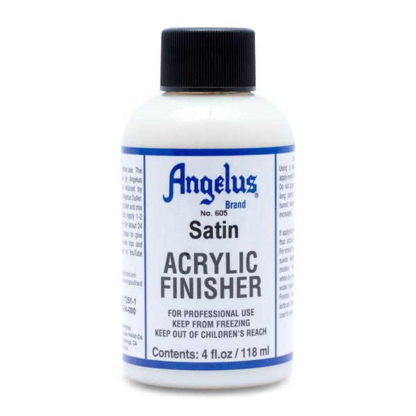 Angelus Satin Acrylic Finish 4 Oz.