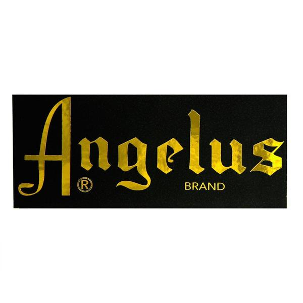 Angelus Metallic Gold Sticker