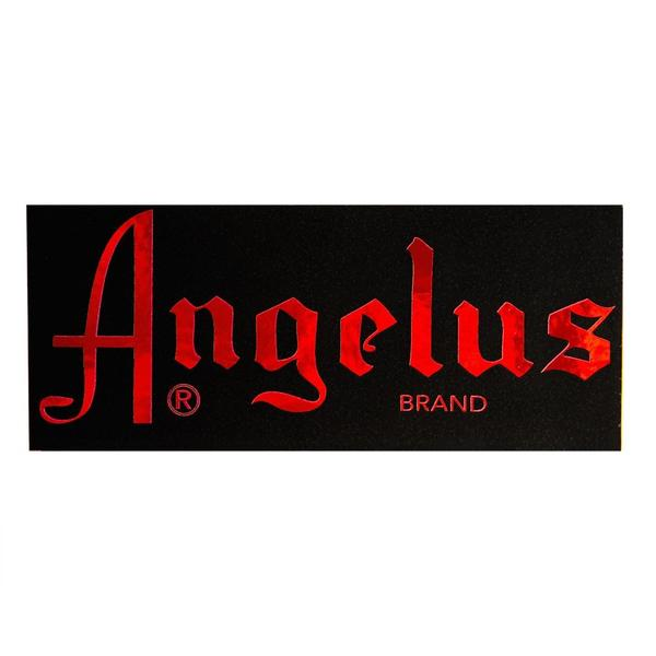 Angelus Metallic Red Sticker