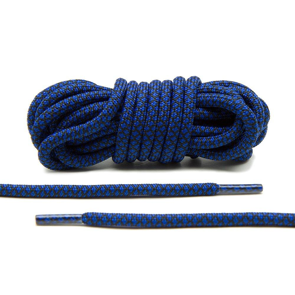 Navy/Black- Rope Laces