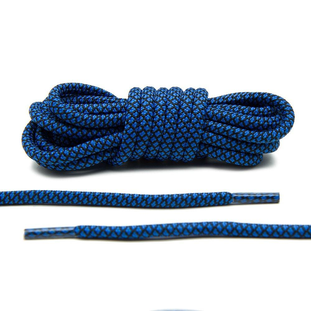 Columbia Blue/Black – Rope Laces