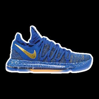 "Nike KD 10 ""Finals"" Shoe Box Sticker"