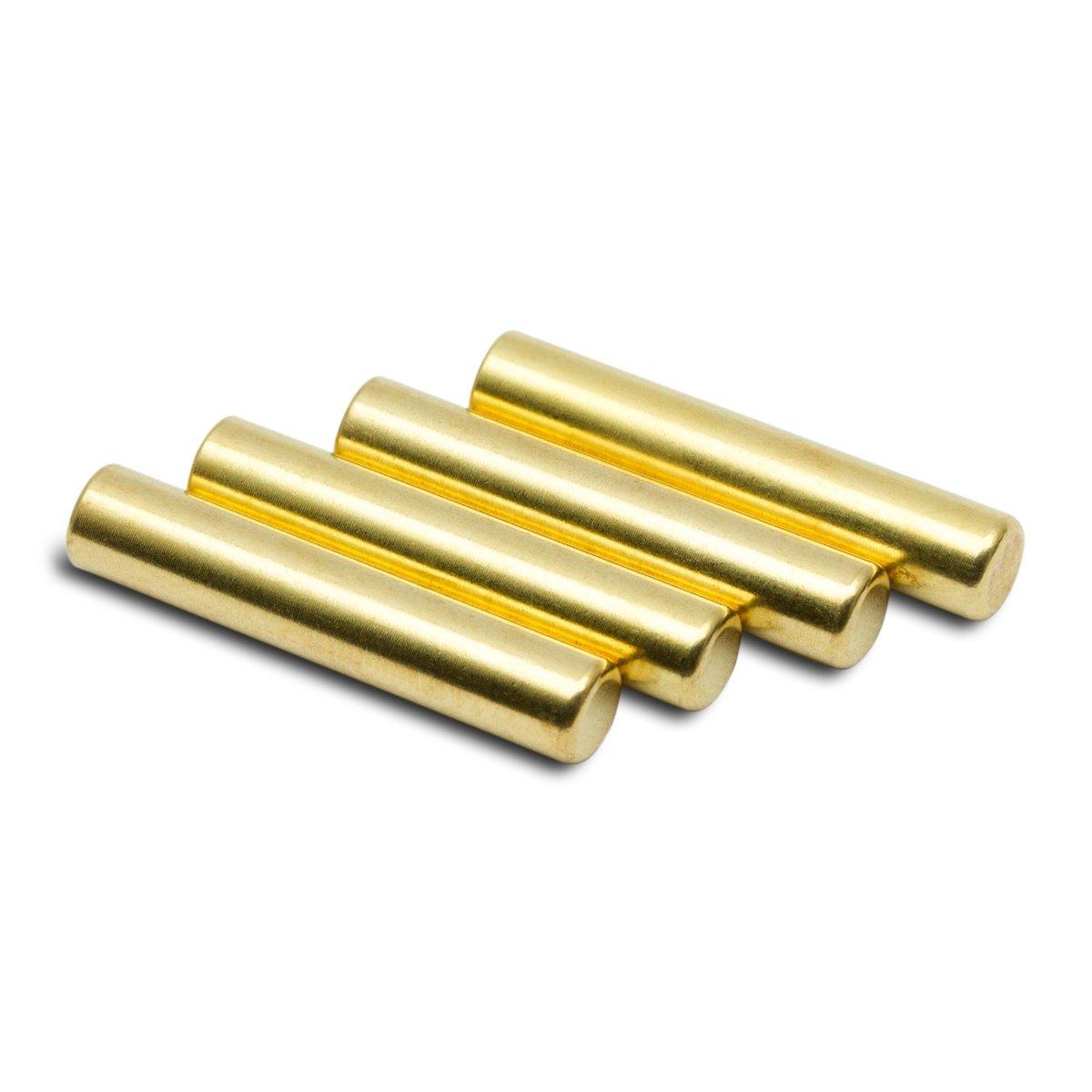 Gold – Cylinder Aglets
